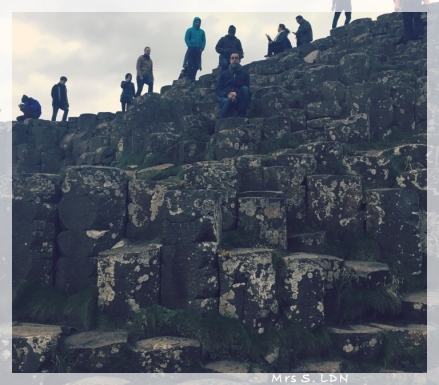 You Can't Go to the North of Ireland with out following the Coast! The Giant's Causeway