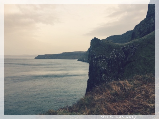 You Can't Go to the North of Ireland with out following the Coast! Irish Coastal Views