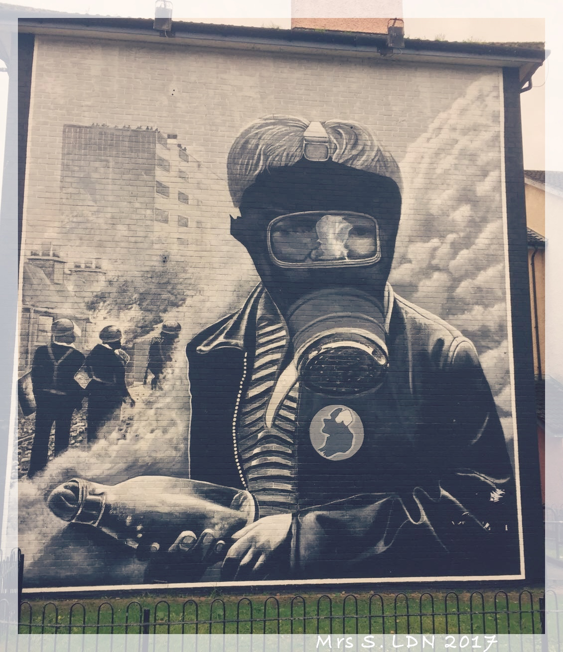 You Can't Go to the North of Ireland with out following the Coast! The Bogside